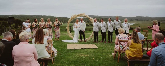 Kangaroobie Weddings - Outdoor Weddings