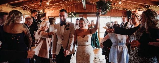 Kangaroobie Weddings - Indoors or Out