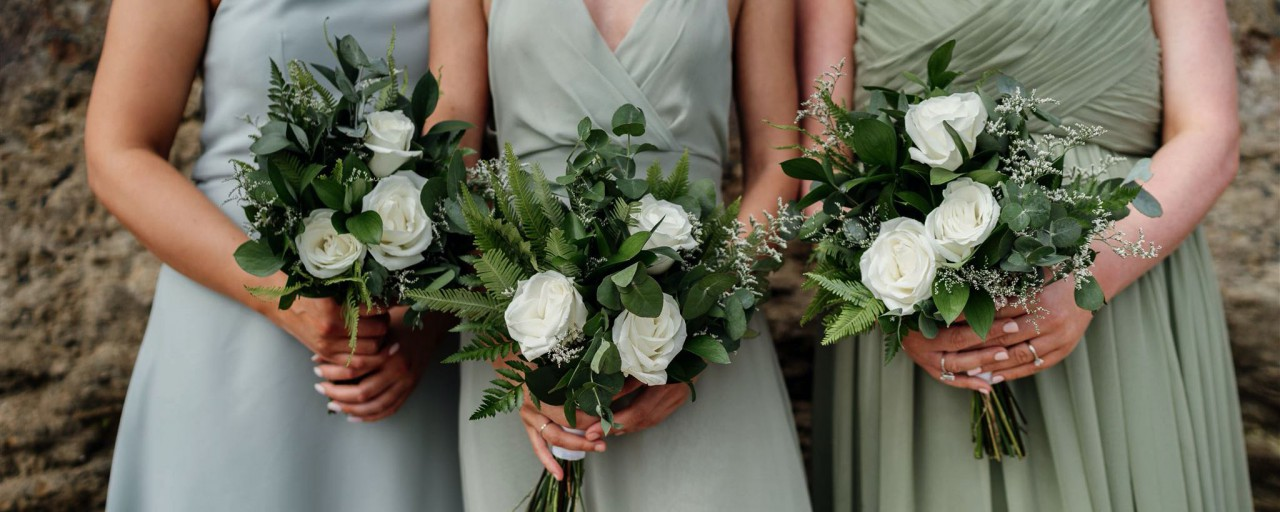 Kangaroobie Weddings - Flowers