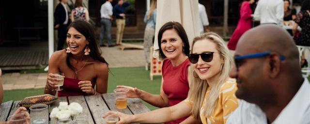 Kangaroobie Weddings - Make a weekend of it
